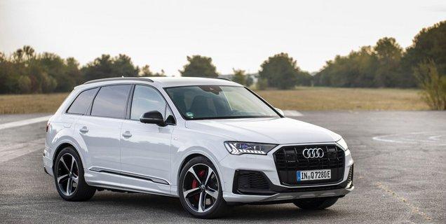 Les précommandes de l'Audi Q7 TFSI e-Quattro sont ouvertes
