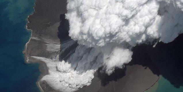 Planet propose son « tour du monde 2019 » vu depuis l'espace