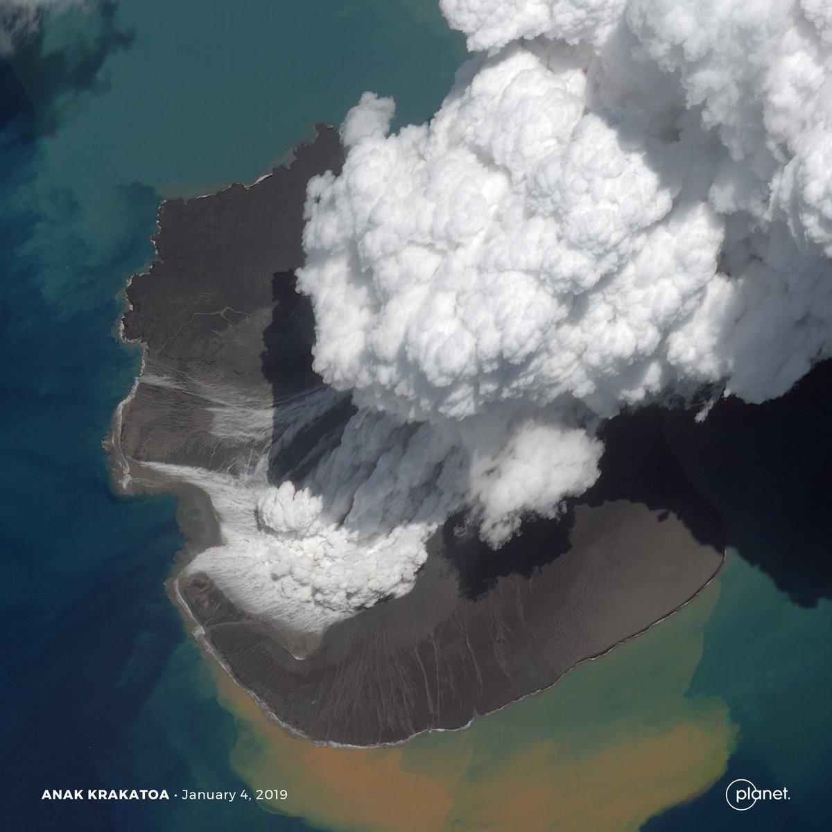 krakatoa Planet