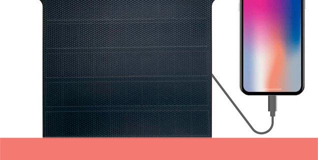Sunnybag Leaf Pro : le plein d'énergie solaire