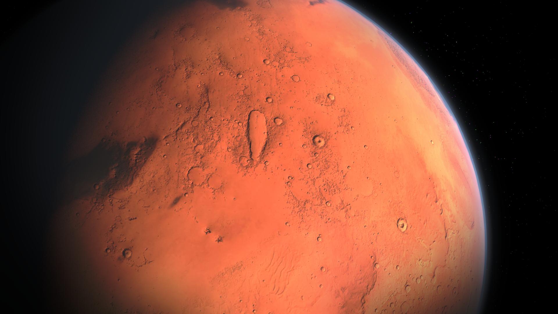 Comment la NASA choisira-t-elle le site d'atterrissage des astronautes sur Mars ?