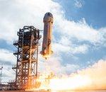Blue Origin se prépare à un nouveau test crucial de sa fusée New Shepard : objectif vols habités