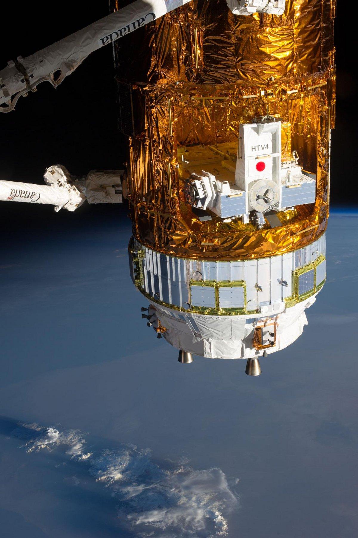 HTV cargo © NASA