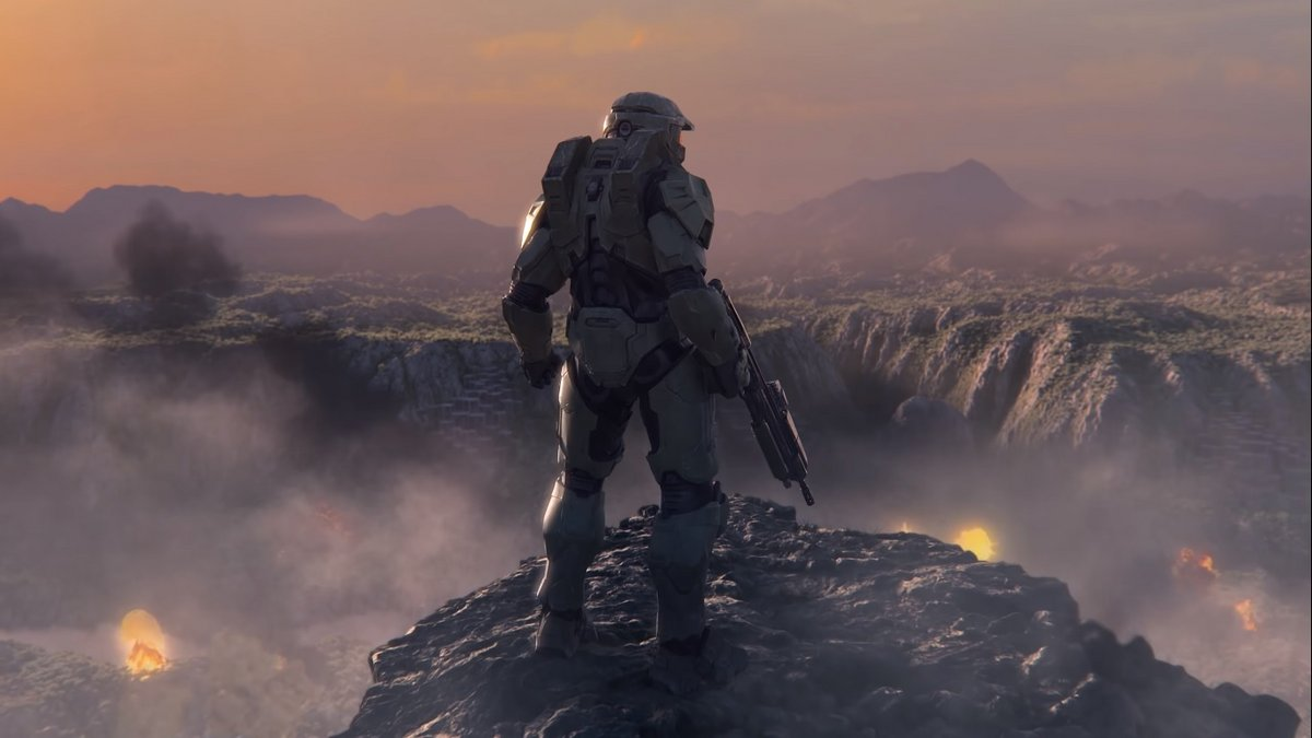 Halo Xbox Series X