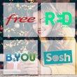 RED, Free, B&You et Sosh : les meilleurs forfaits mobiles pas chers pour Noël