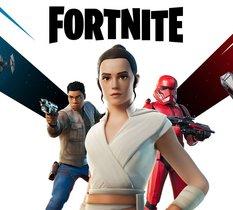 Star Wars: The Rise of Skywalker, Rey et Finn s'invitent dans Fortnite