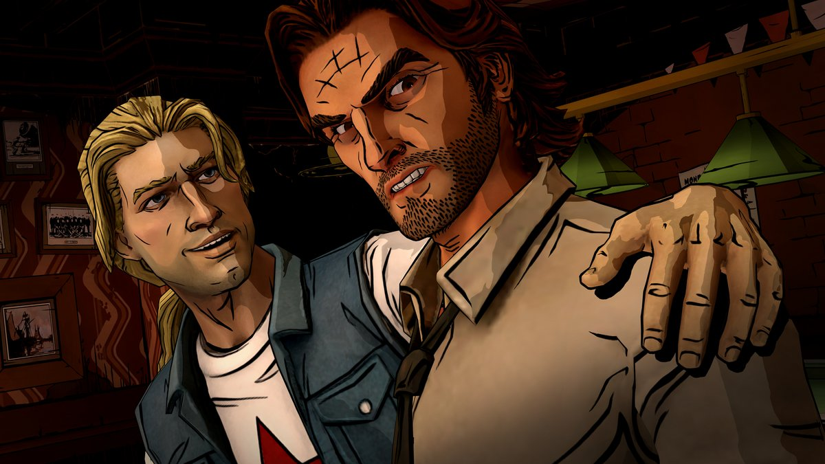 The Wolf Among Us : Episode 2 - Smoke And Mirrors © Telltale