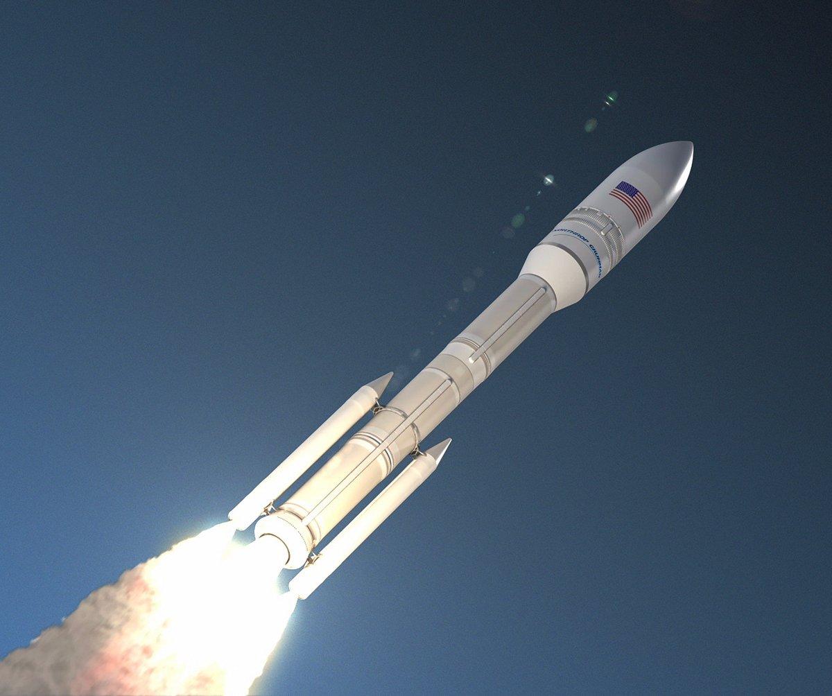 OmegA fusée
