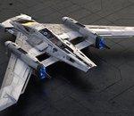 Star Wars : Lucasfilm collabore avec Porsche pour dessiner un nouveau starfighter