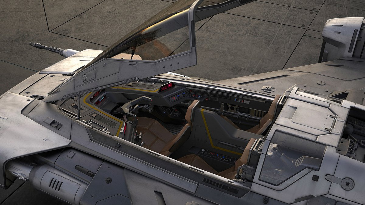 Starfighter Tri-Wing S-91x Pegasus