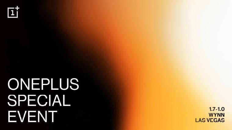 OnePlus invitation CES