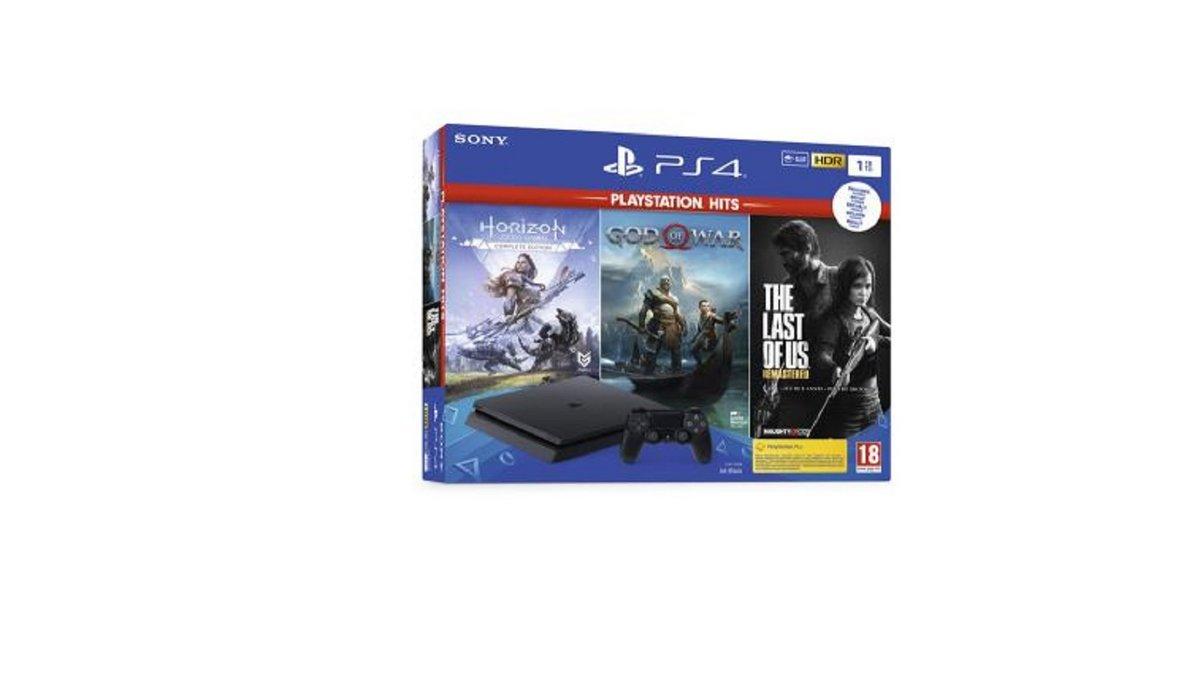 Pack PS4 PlayStation Hits