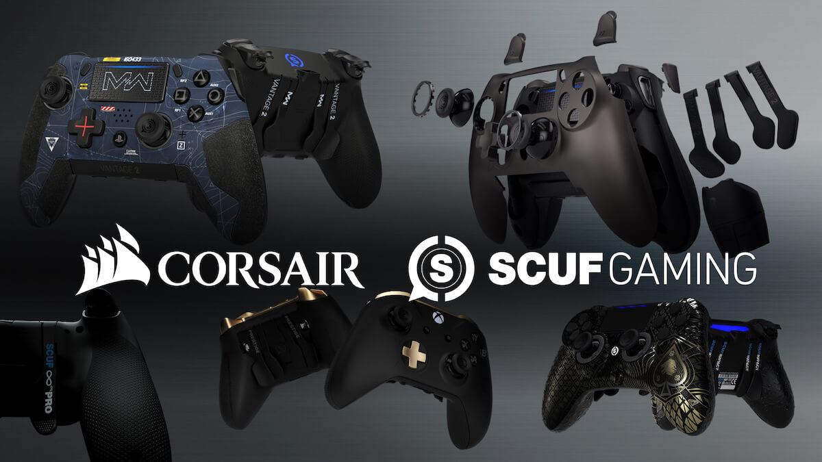 Corsair / SCUF Gaming