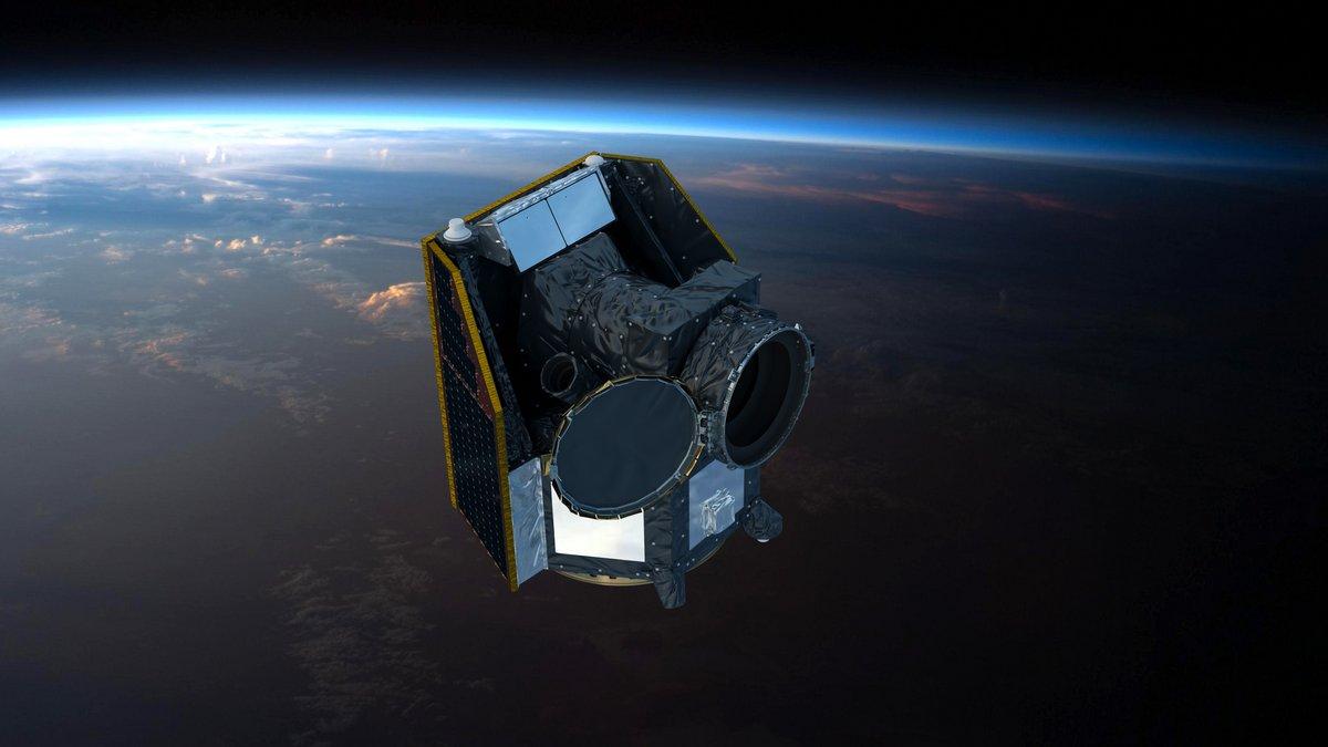 CHEOPS télescope