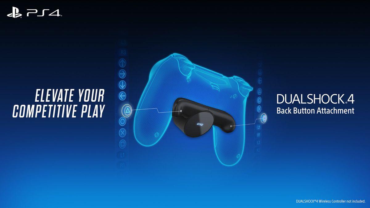 PS4 Fixation DualShock 4