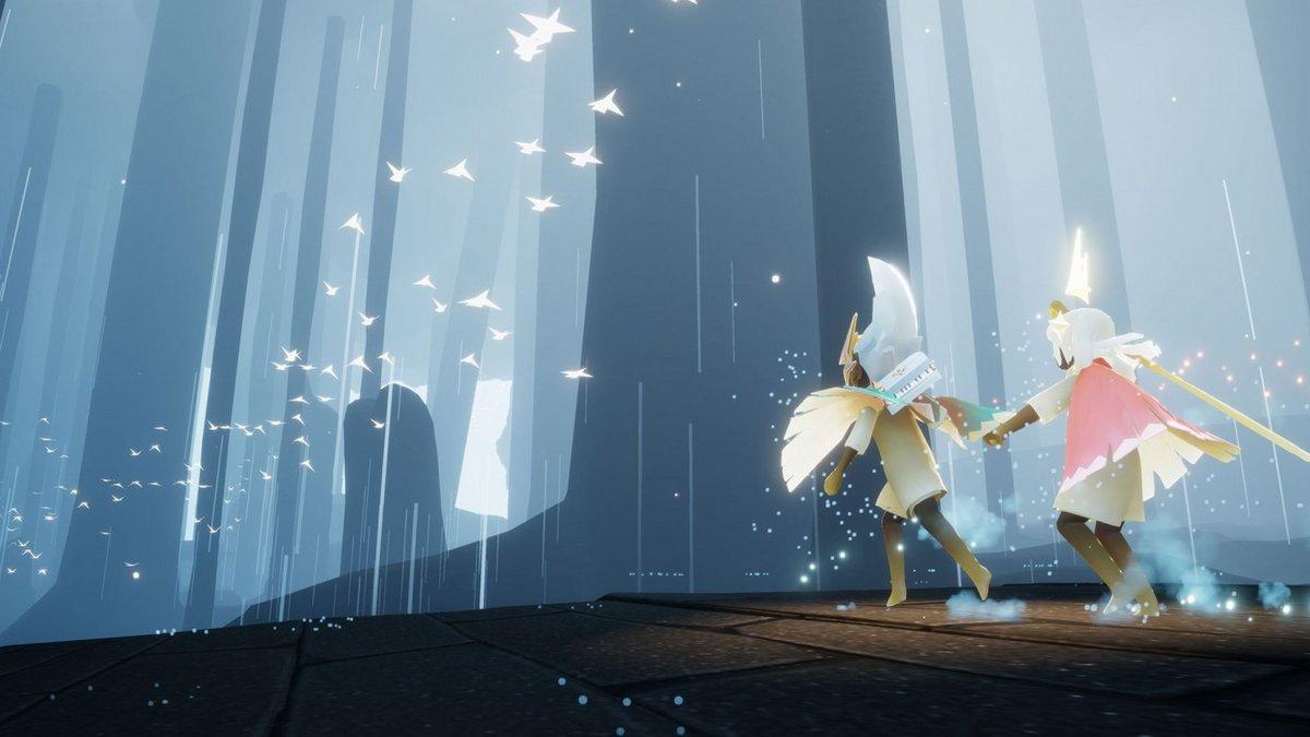 Sky Children of Light © thatgamecompany