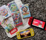 Nintendo Switch : quelles sont les (bonnes) alternatives à Super Mario pour Noël ?