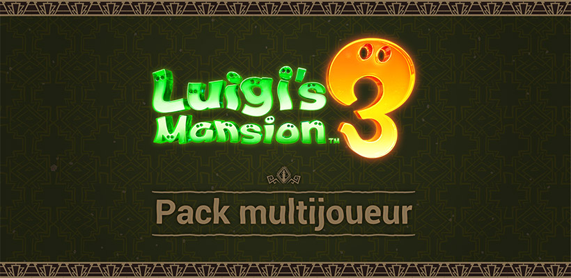 Luigi Mansion 3 DLC