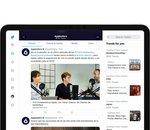 Twitter revoit en profondeur son application sur iPad