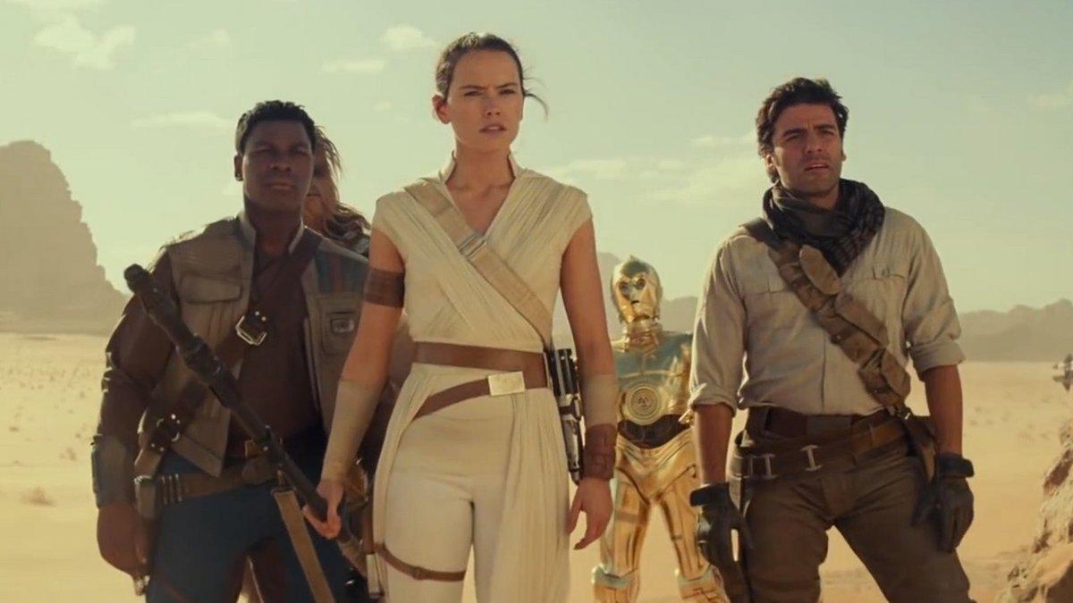 Star Wars : The Rise of Skywalker