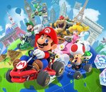 Mario Kart Tour : le multijoueurs accessible (pour l'heure) uniquement via le Pass Or