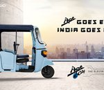 Piaggio Group (Vespa) officialise Ape E-City, un véhicule électrique à trois roues