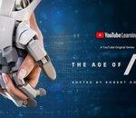 YouTube dévoile sa série documentaire sur l'IA avec Robert Downey Jr.