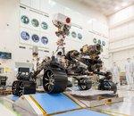 Le rover Mars 2020 de la NASA a passé ses premiers essais sur route