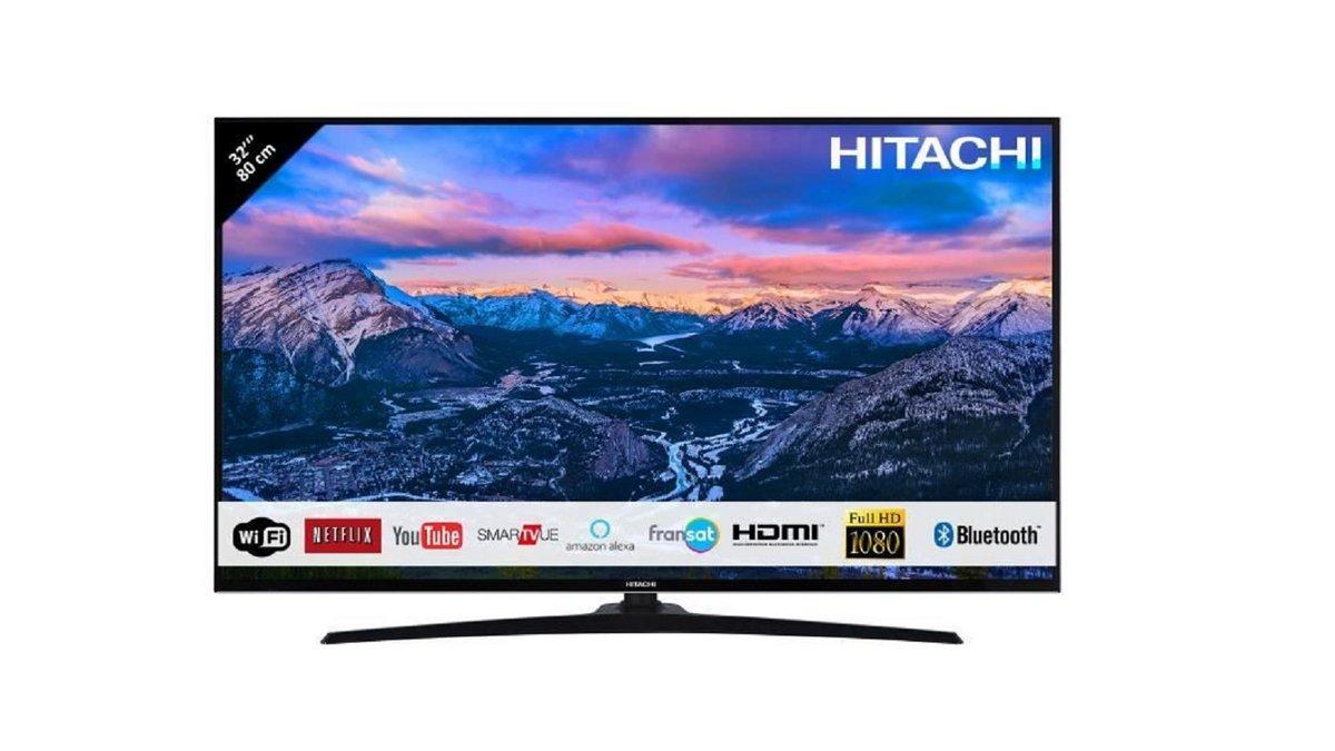 TV Full HD Hitachi