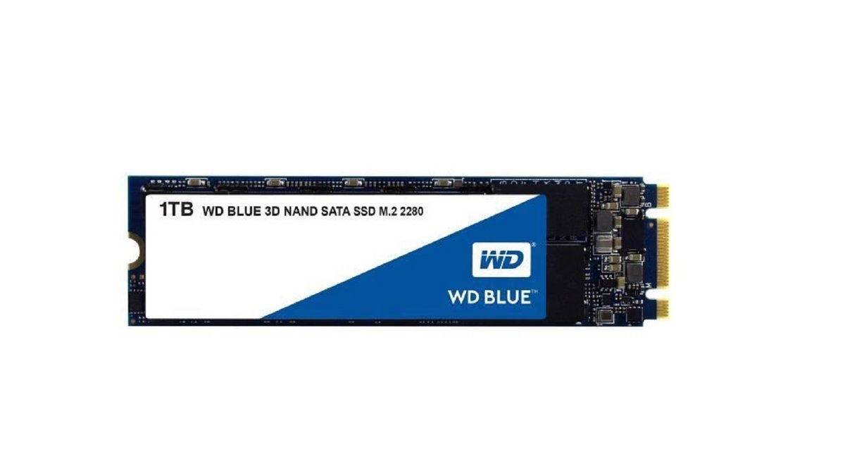SSD Western Digital Blue 1To