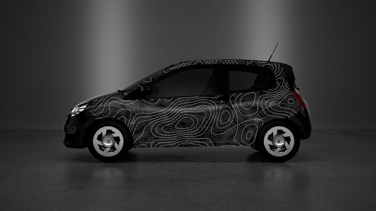 Renault Twingo Electrique