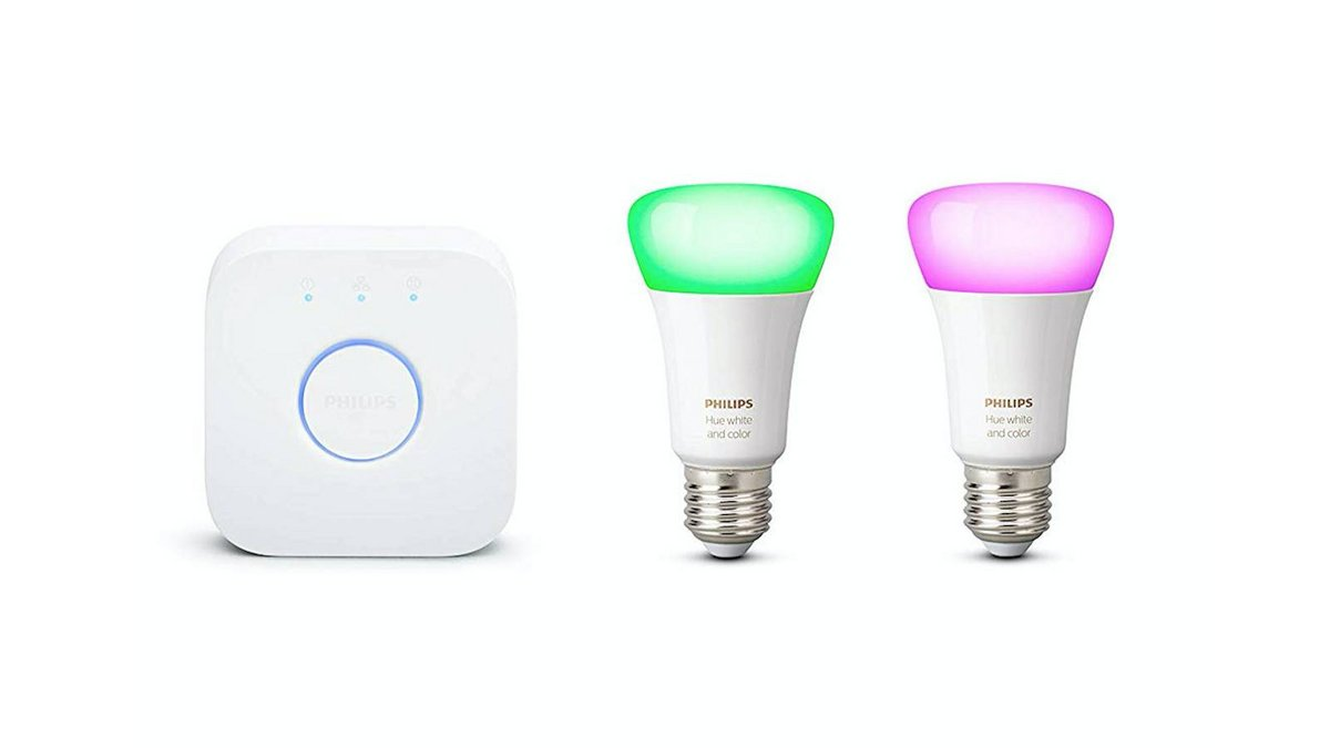 Philips Hue 2 ampoules White Color Ambiance E27 pont de connexion.jpg