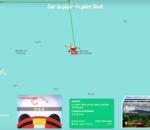 Vous pouvez suivre le parcours du père Noël en live, merci Google