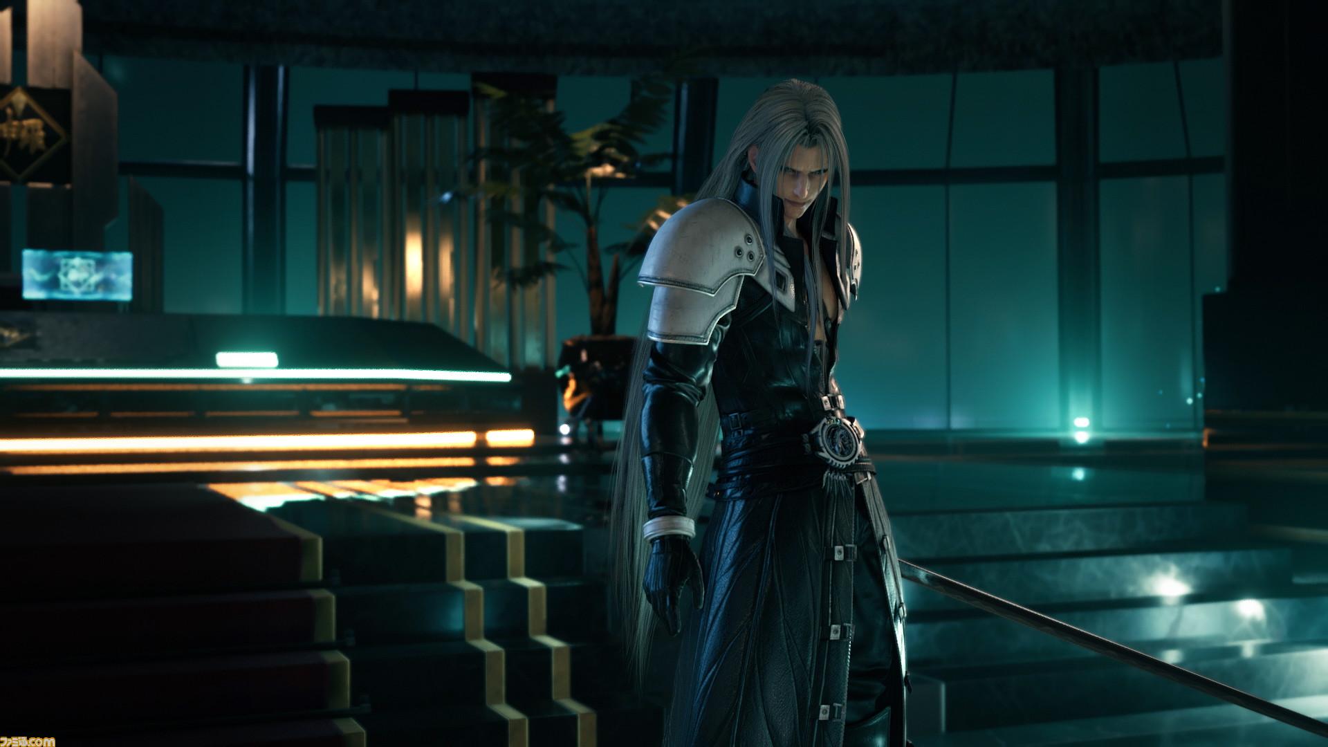 Nouvelles images avant la sortie de Final Fantasy VII Remake