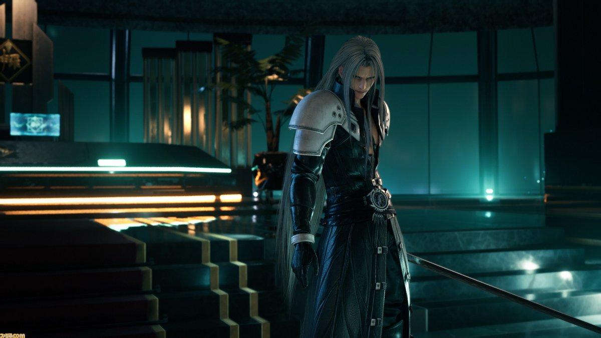 Final Fantasy VII Remake PS4