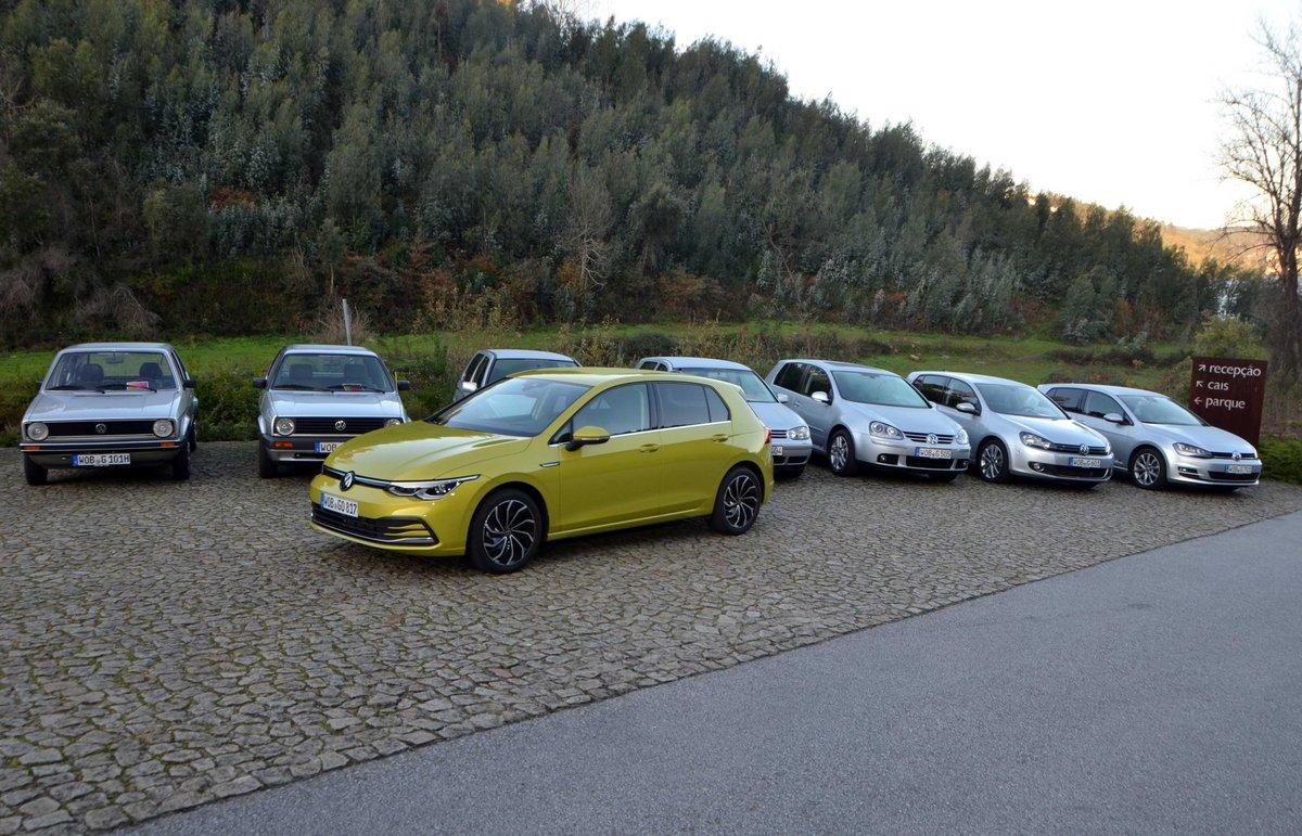 8 génération de Golf VW