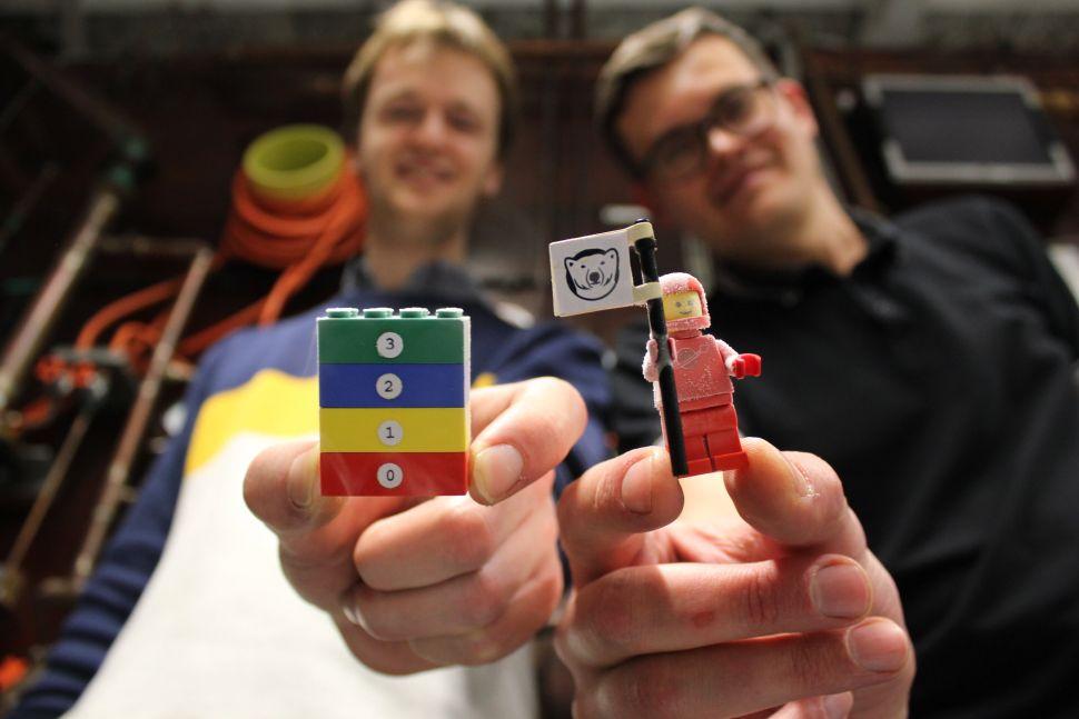 Lego quantique