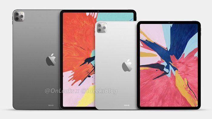 """Apple travaillerait sur un iPad Pro 12"""" pour une sortie en mars"""