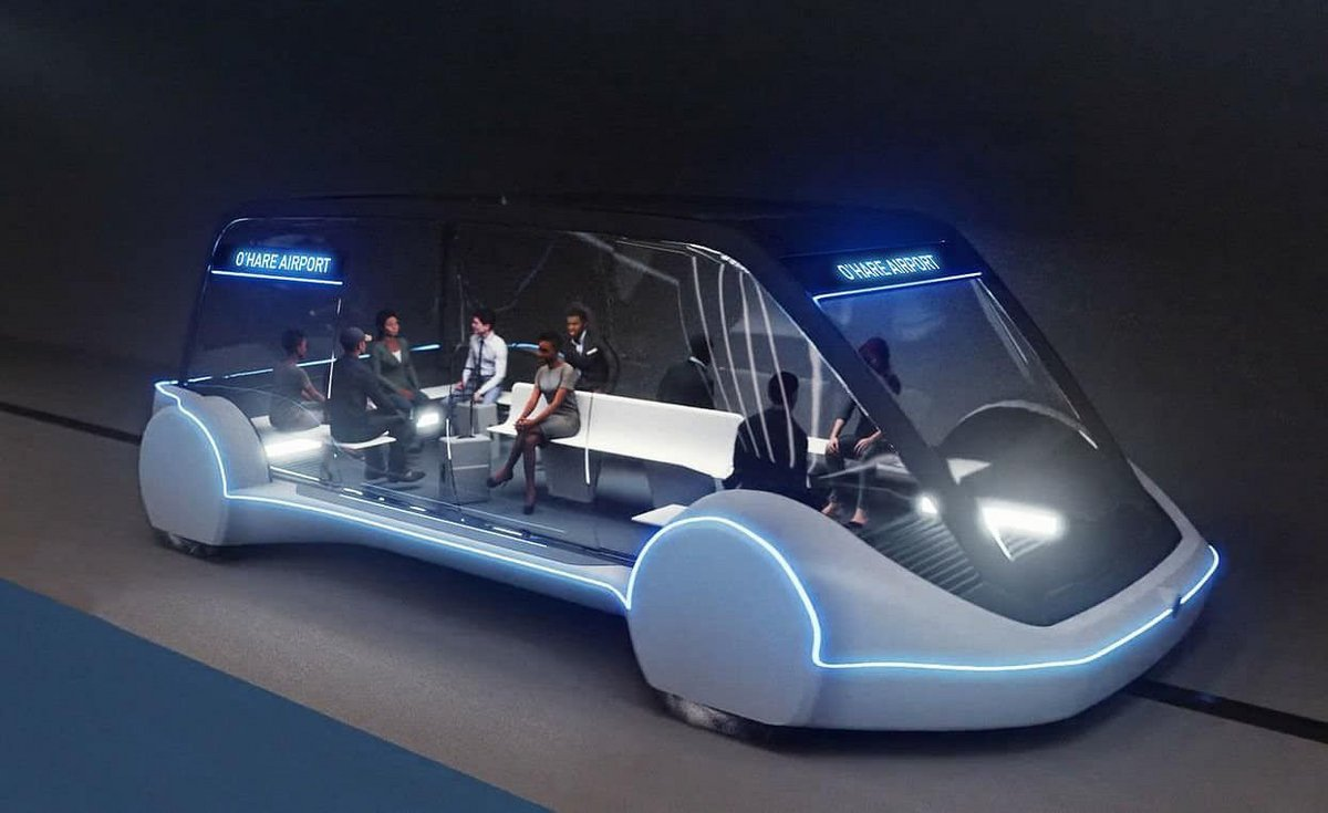 The Boring Company, concept