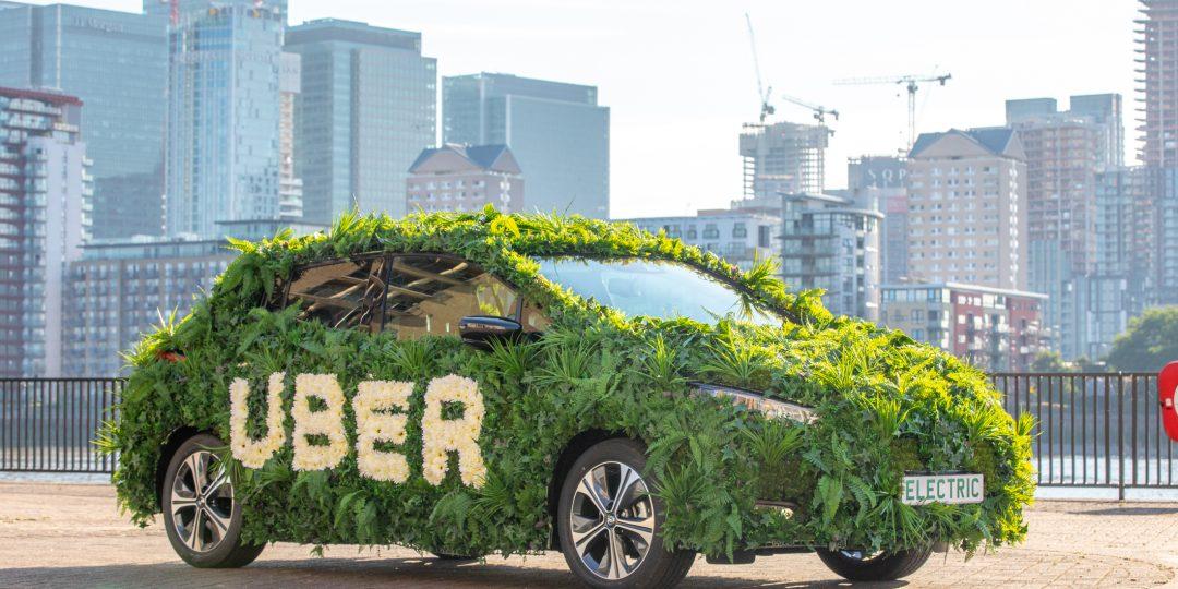 Uber électrique