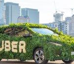 Los Angeles envisagerait le 100 % électrique pour les chauffeurs Uber et Lyft