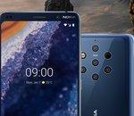 Le Nokia 9.1, prochain haut de gamme de HMD, retardé pour y intégrer un Snapdragon 865