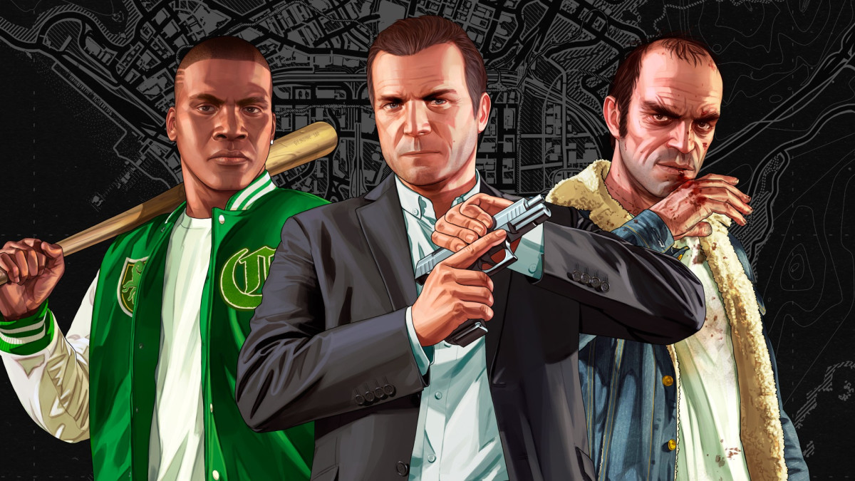 GTA V Xbox Game Pass