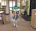 Le robot livreur de colis est en vente et il n'est pas encore aussi discret ni efficace qu'un humain