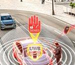 CES 2020 : Avec la technologie UWB de Continental, accédez à votre véhicule sans clé de contact