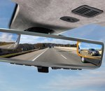 CES 2020 : Aston Martin présente un rétroviseur vidéo triple vue, angles morts inclus