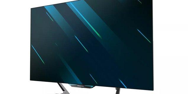 CES 2020 : 3 nouveaux moniteurs pour joueurs chez Acer, dont un géant de 55