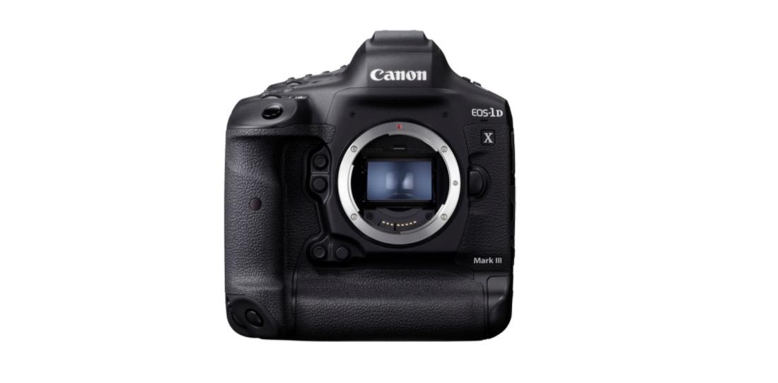 Canon EOS-1D X Mark III