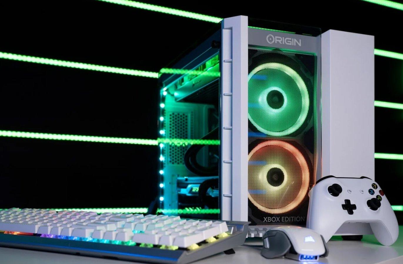 CES 2020 : Origin Big O, le PC gamer qui inclut au choix... Une PS4 ou une Xbox One !