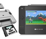 CES 2020 : Super Retro Champ, la console hybride compatible Super Nintendo et Mega Drive